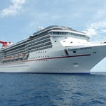 The 2004-built Carnival Miracle is the fourth in Carnival Cruise Line's four-member Spirit Class platform, which also includes the 2001-built Carnival Spirit and Carnival Pride and the 2002-built Carnival Legend.