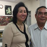 Former Vietnamese refugees Khanh and Ngoc Vu always count freedom and liberty as their top blessings.