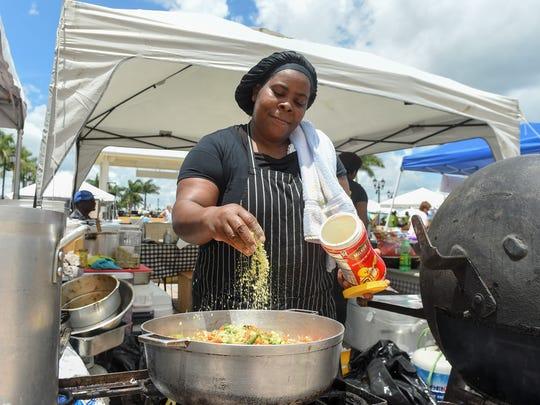 The Caribbean American Culture Group's third annual Treasure Coast Jerk Festival is noon to 11 p.m. Saturday at Causeway Cove Marina, 601 Seaway Drive, Fort Pierce.