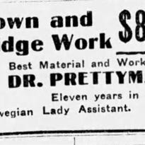Looking Back: Early 1900s downtown dentist foiled patient's swindle