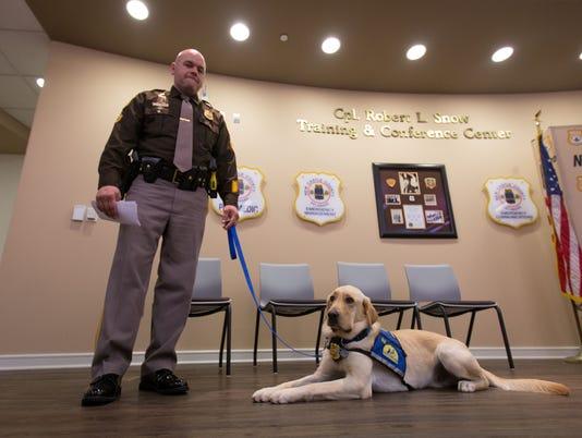 News: Police dog