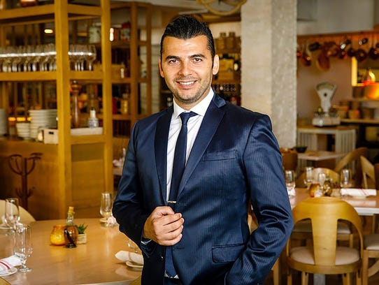 Luca Di Falco is managing partner of Kitchen, the restaurant