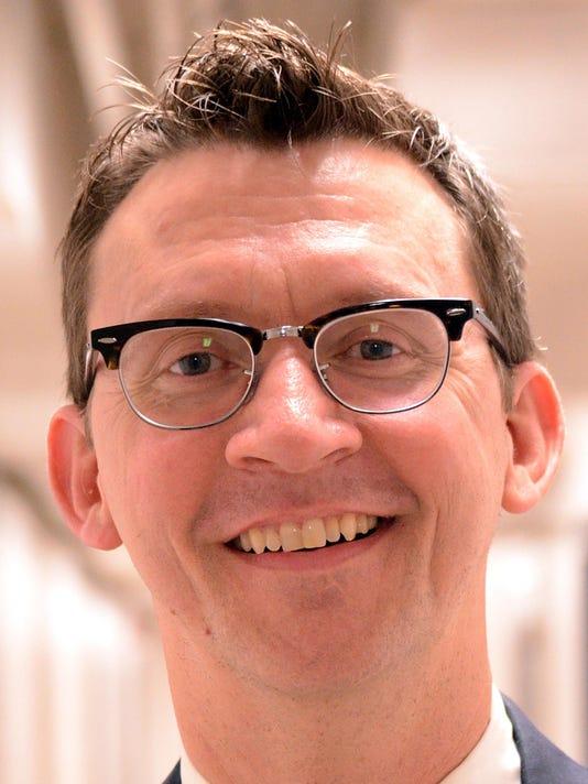 Darrin Joines Headshot