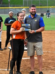 Ryle's Maclai Branson was honored as MVP of the Highlands