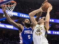 3 takeaways from the Pacers' 121-110 loss to the 76ers