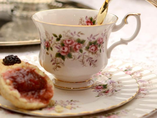 Serve one or an assortment of tea at your tea party.