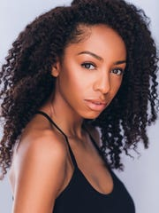 "Christiani Pitts, currently starring in ""A Bronx Tale:"