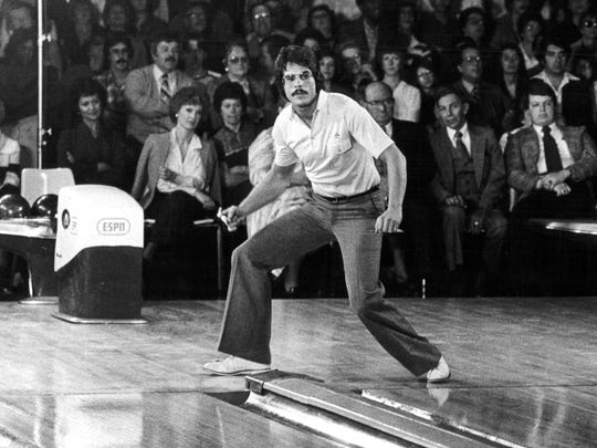 From the Archive: Pro Bowler Eddie Ressler at the Olympic