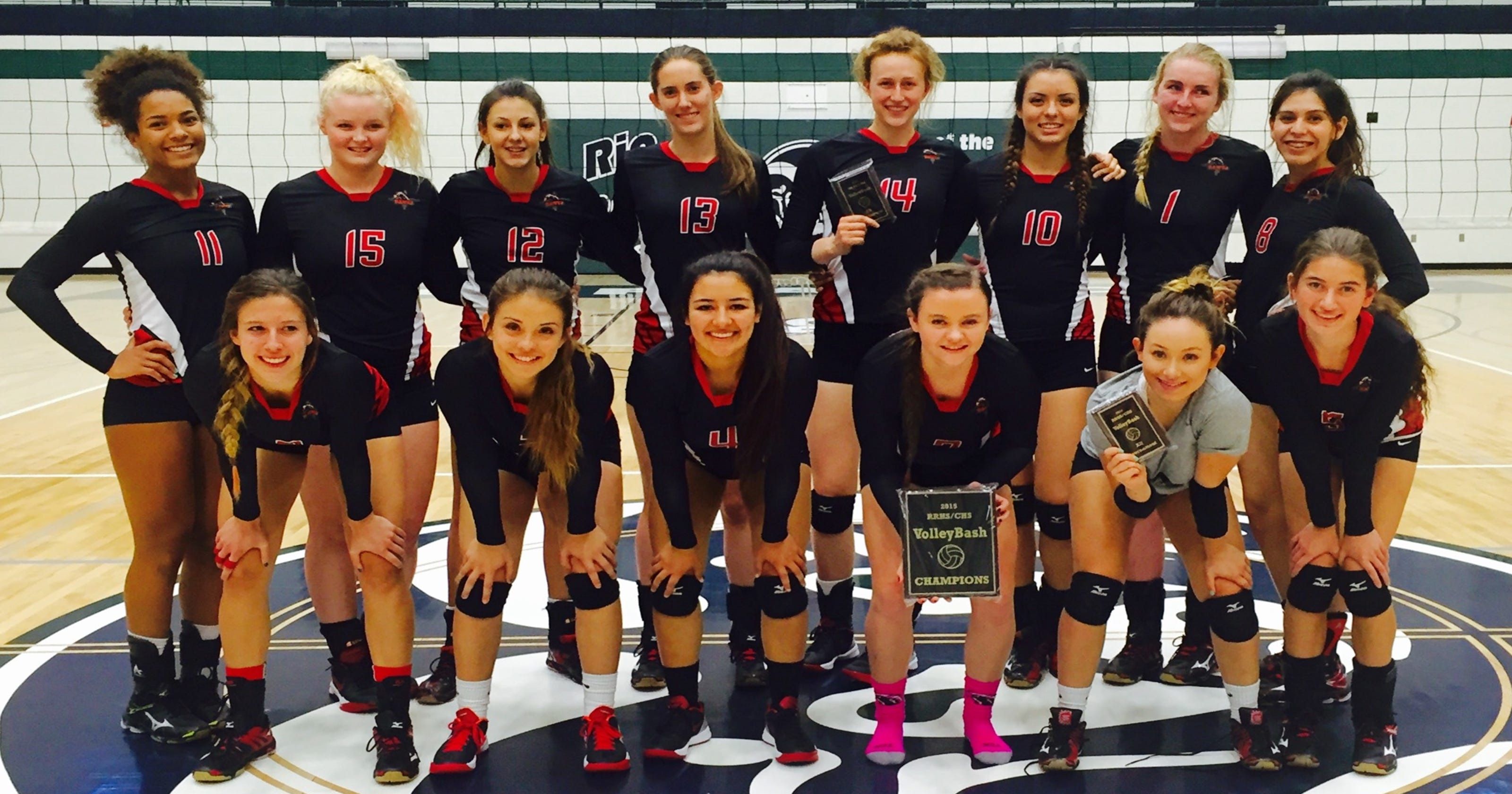Centennial volleyball wins Rio Rancho tourney