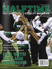 Mason's marching band program has been featured on the cover of magazines.