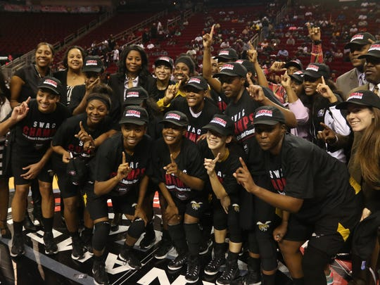 The Alabama State women's basketball team entered the SWAC title game  on Saturday knowing that they'd automatically be in the NCAA tournament for the first time since 2003. They still wanted to win the conference title game, and they upset top-seeded Southern.