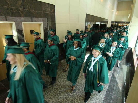 Wilmington University college of Arts & Sciences & College of Business Graduates 441 students
