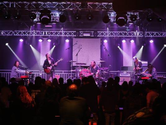 Cargo concert hall in Reno