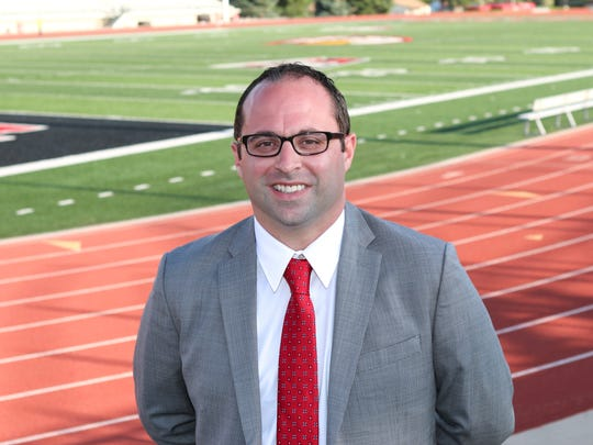 New Southern Utah Athletic Director Jason Butikofer.