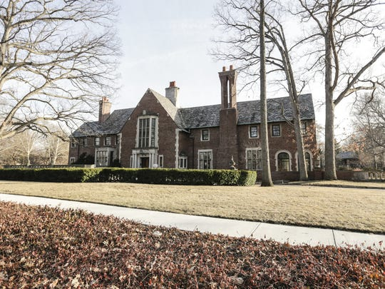 The Fisher mansion in Palmer Woods sold July 31, 2015 for $1.55 million