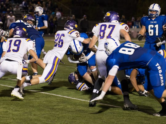 Chatard and Guerin Catholic battled out in a low-scoring