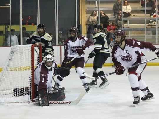 The Missouri State Ice Bears will host the University