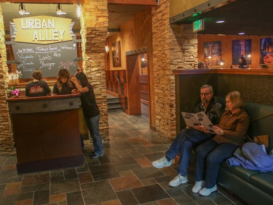 Urban Alley opened Dec. 2 in the downtown space that was formerly McGrath's.
