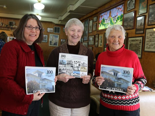 A trio of Keizer historians – Tammy Wild, Barbara Baldwin