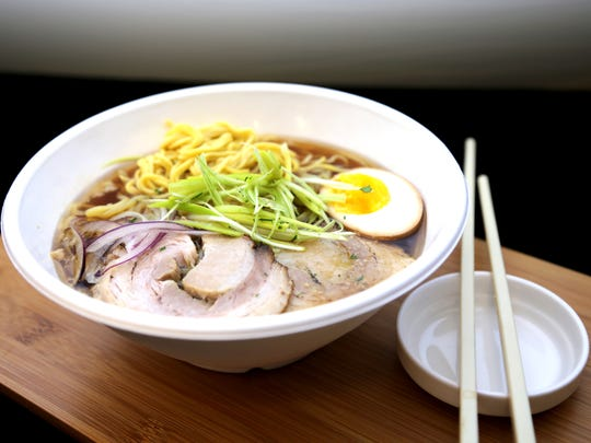 The ramen at Otakumen, a new spot in downtown Phoenix.