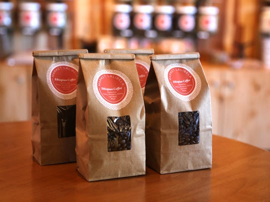 Market Lalibela will serve two types of whole bean