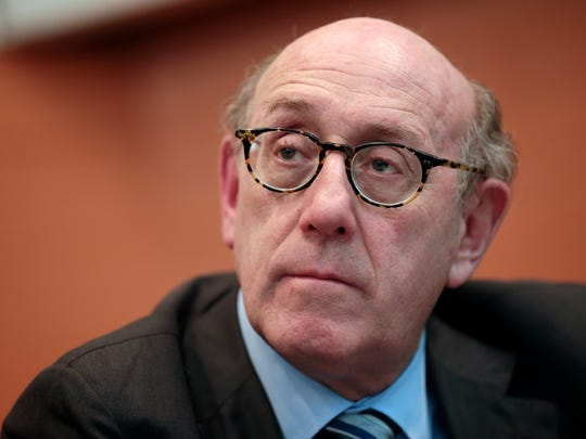 Kenneth Feinberg, special master for the U.S. Department