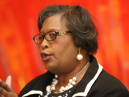 District 3 city council chairwoman Betty Blakes is