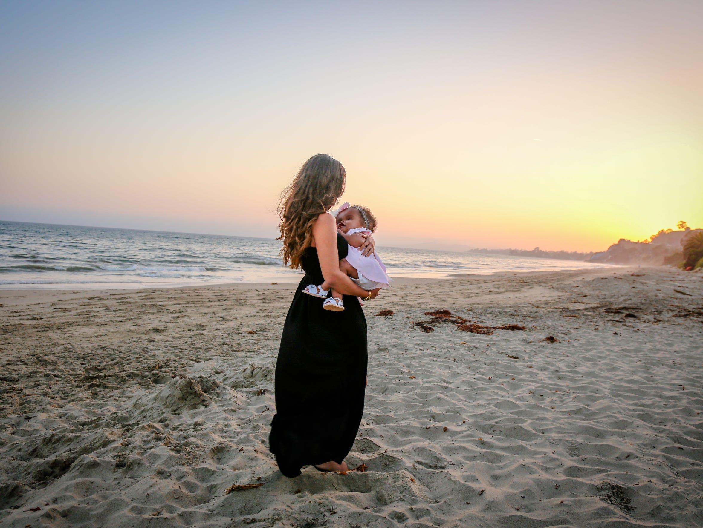 Sarah Conque has dedicated her life to saving baby