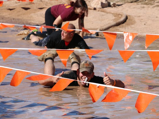 Fort Bliss will have its fourth annual Old Ironsides Mud Challenge on April 30.