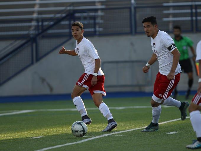 El Dorado High School lost to Plano East 2-0 in penalty