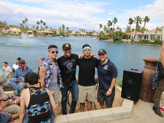 635977114477255748-Josh-Henderson-Tyler-Rich-Ryan-Rottman-and-Ricky-Abramson-at-the-Boots-On-Stage-Shindig-In-The-Desert.JPG