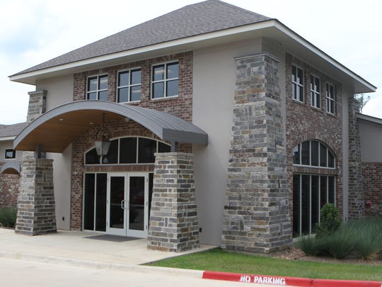 Bayou Dental's new office sits at 2501 Tower Drive