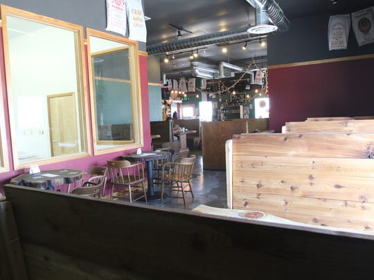 The newly expanded space at Santiam Brewing will add seating for 30 more patrons and minors will be permitted in the space.