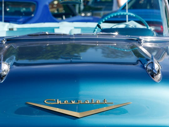 Hundreds of cars participate the 16th Annual Cool City Classic Car Show and Cruise, which begins at UW-Manitowoc  and drives down Memorial Drive to Two Rivers, on Friday, June 24. Saturday's car show would run 10 a.m.-4 p.m. in Two Rivers.