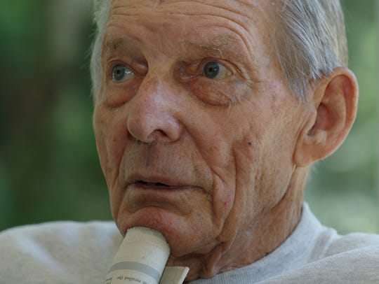 Two Rivers native Jerry Nelson, 91, recalls his World