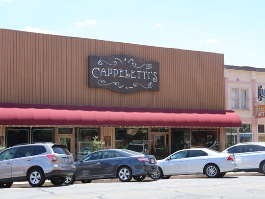 Cappeletti's restaurant, located at 36 E. Tabernacle Street in St. George offers Italian cuisine with an Argentinian flair.