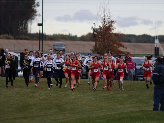 Cross Country: N10 Championships at Seneca East