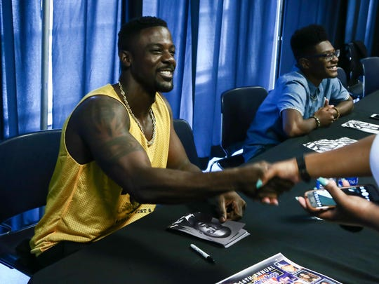 Actor Lance Gross ('Tyler Perry's House of Payne')