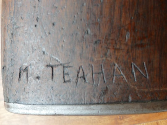The rifle inscription that led French Army Colonel