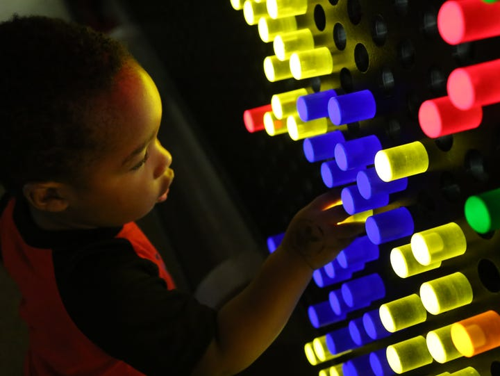 The Children's Museum of the Upstate celebrates their