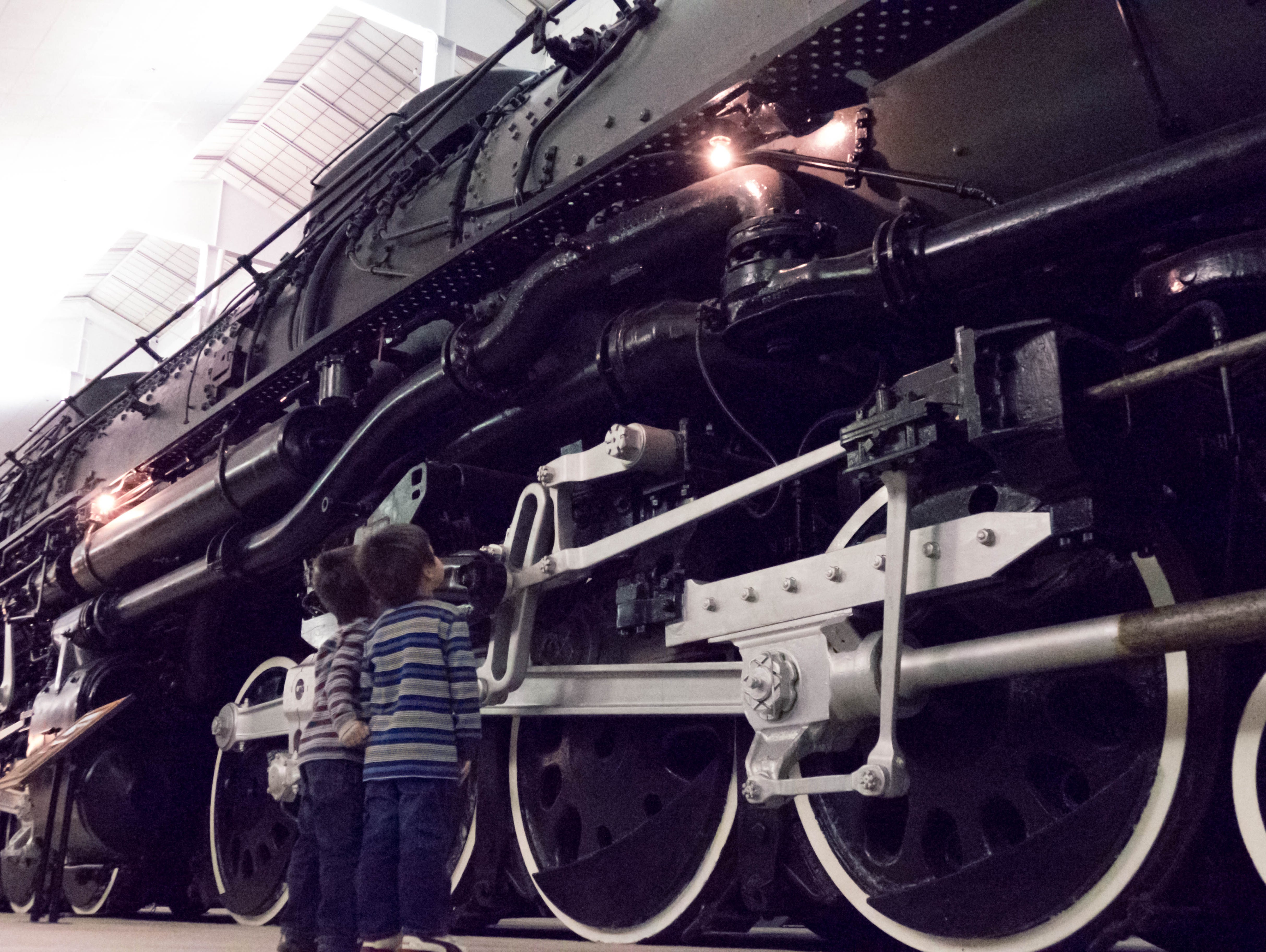 Get a FREE $10 off membership coupon to the National Railroad Museum