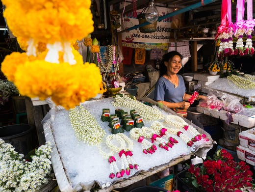 Luxury for less: Bangkok on a budget
