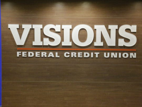 Visions Federal Credit Union is planning to invest more in online services.