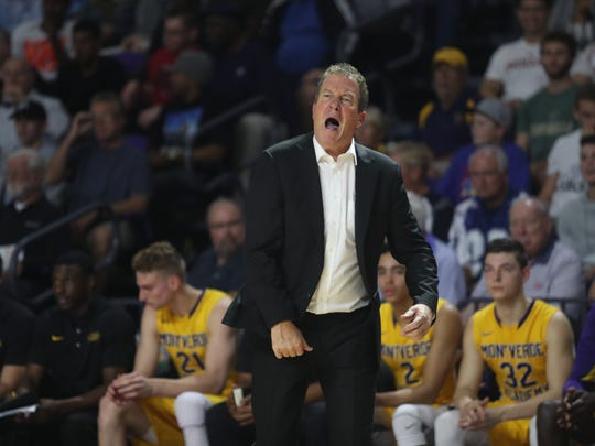 Coach Kevin Boyle made 10 appearances in the Culligan City of Palms Classic with Elizabeth (N.J.) St. Patrick and will make his seventh with Montverde this week at Suncoast Credit Union Arena.