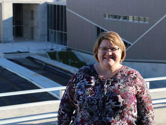 Cindy Gardner is the site director of Mississippi's two new museums, expected to open Dec. 9 for the state's bicentennial.