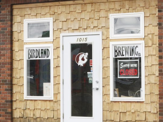 Birdland Brewing Company was awarded New Business of