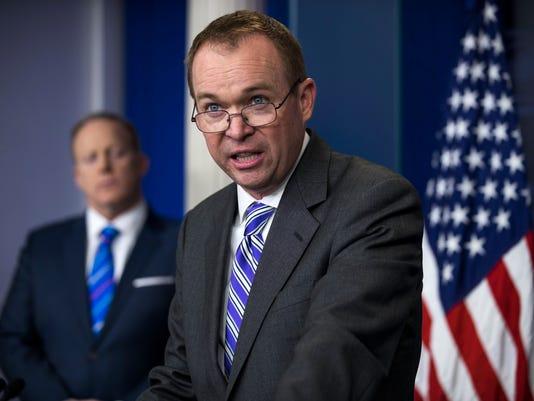 EPA USA POLITICS SPICER PRESS POL GOVERNMENT USA DC