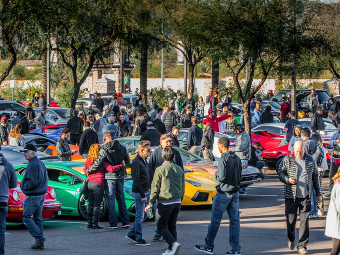 Cars N Coffee Finds It Needs A Bigger Cup - Fountain hills car show 2018