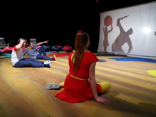 """Palete of Possibilities"" is a sensory-friendly show"