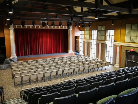 The theater at the Williamson County Performing Arts